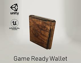 3D model Tri-Fold Wallet