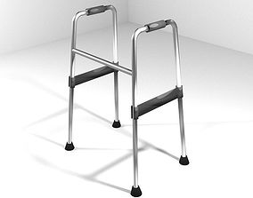 Walking Aids - Walker 3D model