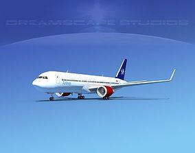 Boeing 767-300 SAS 3D