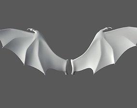 art 3D model Wings