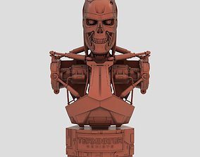 Terminator Genisys T-800 3D printable model