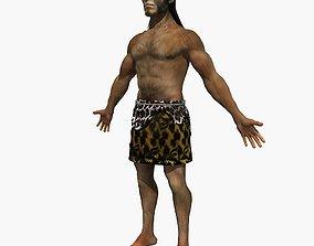 erectus Australopithecus 3D model
