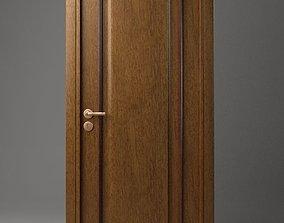 3D wood Wooden Door