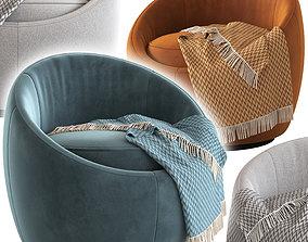 3D Globewest Kennedy Globe Chair