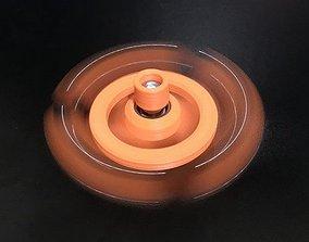 3D print model Spherical Spinner