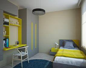 Children Room 3D lamp