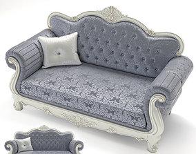 classic sofa modern 3D