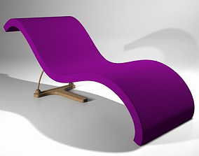 3D asset Cool Chair 04 by Misam Rizvi