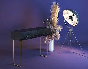 Vanity Table BreakFree 3D