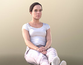 Juliette 10832 - Laying Patient 3D model