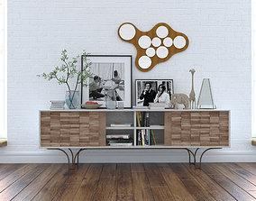 3D Sideboard set 2510