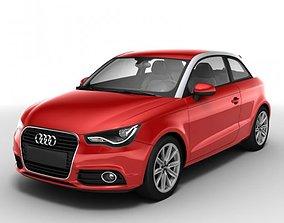 3D model Audi A1 2010