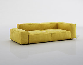 sofa 3D model Living Divani Neowall