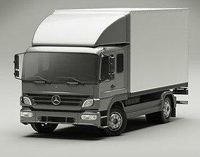 Mercedes Atego 2009 3D model