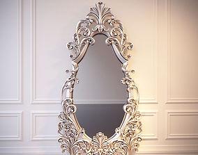 3D model Frame Mirror