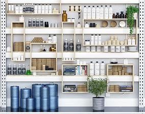 Elements of decor for the beauty salon 3D model