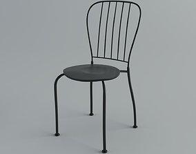 ChairsOutdoor Ikea Lack 3D asset