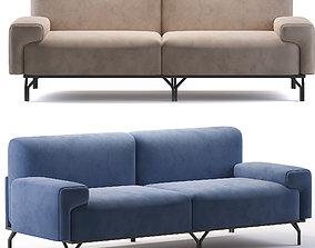Sofa modern 3D model realtime