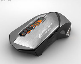 3D Asus ROG Eagle Eye GX1000