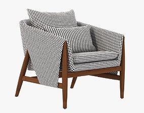 3D Gross lounge chair by Enne