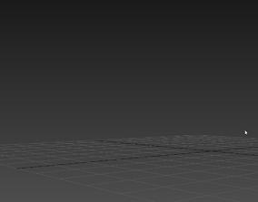 parkour monkey dash 2-jump 10 3D model
