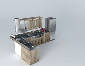 Blinds cooking The World Homes 3D