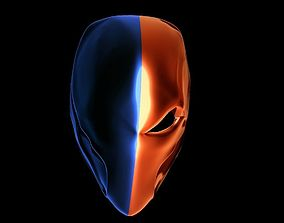 3D printable model Deathstroke Mask