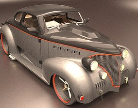 Chevi Master de Luxe 1939 modified 3D
