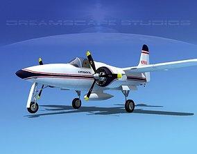 Grumman F7F Tigercat V12 3D