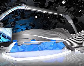 3D Virtual Broadcast Studio 14