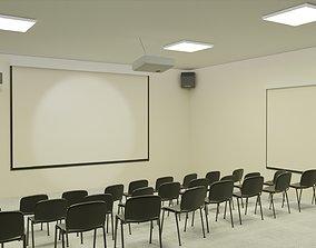 3D model Presentation Room Interior