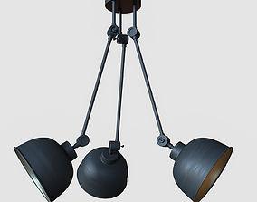 TK Lighting 2175 Techno 3D model