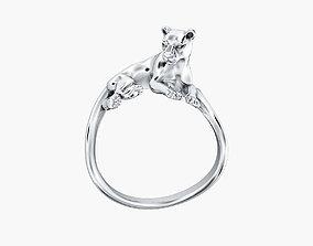 Ring Lioness V1 3D print model