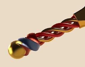 Sword of death 3D print model