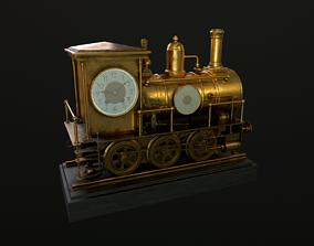 3D asset realtime Locomotive