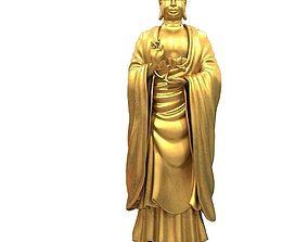 culture Buddha 3D model