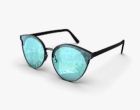 3D model Eye glasses - Sunglasses