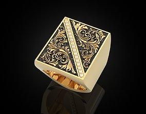 Ring pattern 020821 3D print model