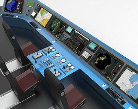 Navigation Ship 3D