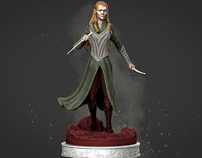 3D print model Tauriel Fan Art