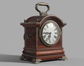 3D model realtime Antique clock