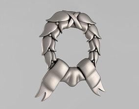 3D printable model Central Decor classical
