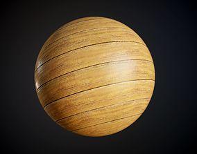 3D Wood Floor Seamless PBR Texture