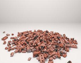 BrickS 3D model material