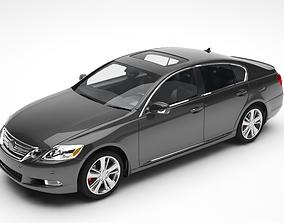 3D model Lexus