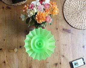 Soundflower 3D print model