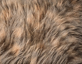 Fur Ornatrix Redshift 3dsmax maya