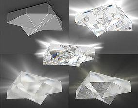 3D asset Spotlight Fabbian - D27-F49-00 and D27-F49-01