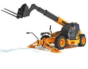 3D Forklift Handler