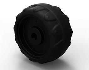 Tire - Toy Car 3D model